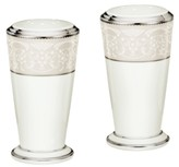 "Noritake Silver Palace"" Salt & Pepper Set"