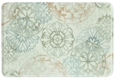 "Bacova Kaleidoscope 20"" x 30"" Medallion-Print Accent Rug"
