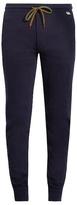 Paul Smith Tapered Cotton-jersey Pyjama Trousers