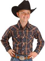 Wrangler Boys' Assorted Western Shirt - 201Waal