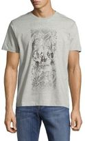 Diesel Joe Printed Cotton T-Shirt