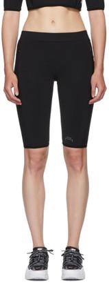 A-Cold-Wall* Black Legging Shorts