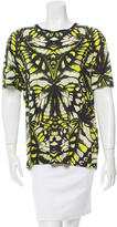 McQ by Alexander McQueen Printed Short Sleeve Top