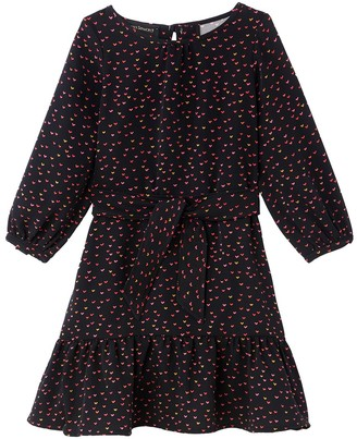 Vanessa Seward X La Redoute Collections Printed Dress, 4-12 Years