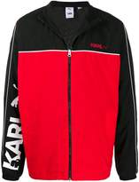 Karl Lagerfeld x Puma track jacket