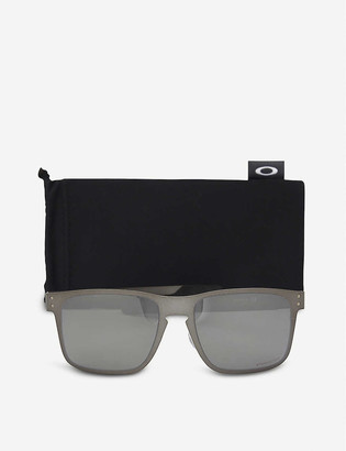 Oakley Oo4123 square-frame sunglasses