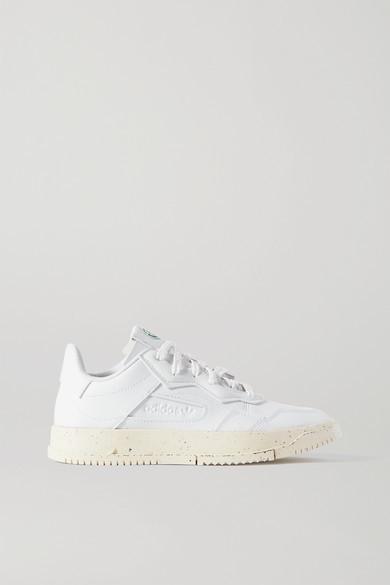 adidas Sc Premiere Vegan Leather Sneakers - White