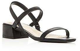 Kenneth Cole Women's Maisie Slingback Block-Heel Sandals