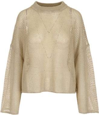 See by Chloe Oversized Knit Sweater