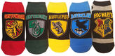 Asstd National Brand 5-pc. Harry Potter Low Cut Socks - Womens