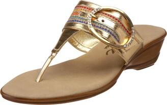 Onex Women's Oval Thong Sandal