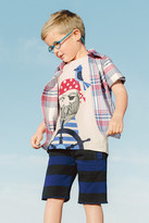 Tea Collection Cabin Cruiser Short (Toddler, Little Boys, & Big Boys)