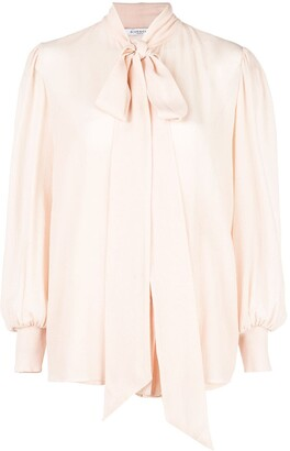 Givenchy Pussycat Bow Blouse