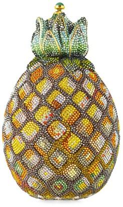 Judith Leiber Hawaiian Pineapple Clutch Bag