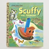 Cost Plus World Market Scuffy the Tugboat, a Little Golden Book