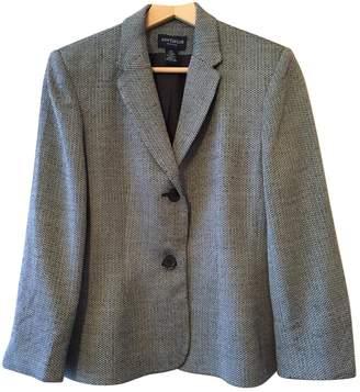 Ann Taylor Multicolour Wool Jacket for Women