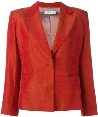 Romeo Gigli Pre-Owned single breasted blazer