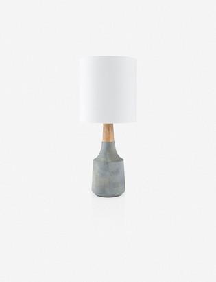 Lulu & Georgia Marcella Mini Table Lamp, Stone