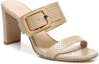 Veronica Beard Galoma Buckle Slide Sandals