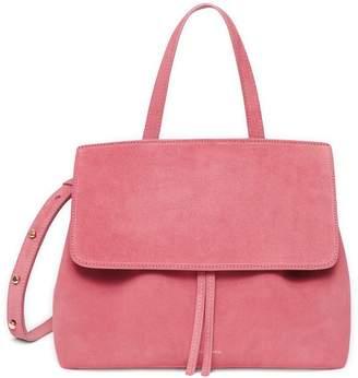 Mansur Gavriel Suede Mini Lady Bag - Blush