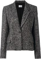 Ungaro single button blazer - women - Acrylic/Polyamide/Polyester/Alpaca - 44