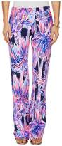 Lilly Pulitzer Georgia May Palazzo Women's Casual Pants