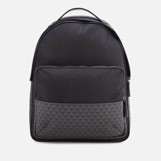 Emporio Armani Men's Nylon Backpack