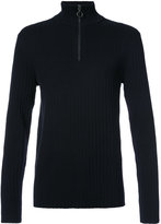 Vince zip up sweater
