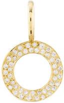 Ippolita Diamond Stardust Open Circle Pendant