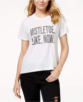 Kid Dangerous Mistletoe Graphic T-Shirt