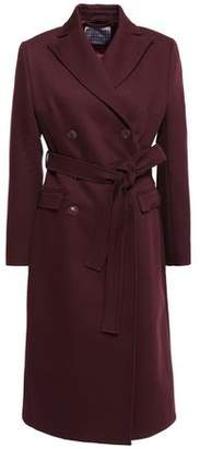 ALEXACHUNG Double-breasted Drill Coat