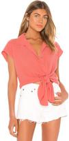 Seafolly Button Beach Shirt