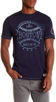 Mitchell & Ness Batted Ball Boston Red Sox Tailored Tee