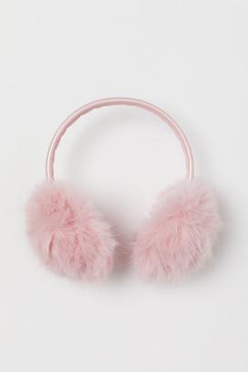 H&M Faux Fur Earmuffs