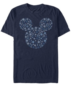 Fifth Sun Men's Mickey Snow Short Sleeve T-Shirt