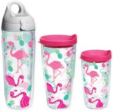 Tervis Whimsical Flamingo Wrap Tumbler with Lid