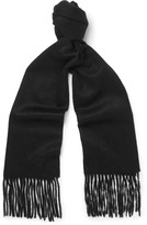 Mulberry - Brushed-cashmere Scarf