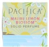 Pacifica Malibu Lemon Blossom Solid Perfume