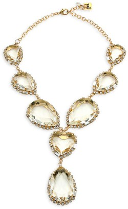 Rosantica Glass Crystal Necklace