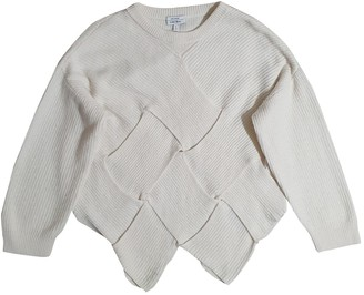 And other stories & Stories White Wool Knitwear for Women