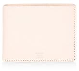 Herschel Premium Leather Collection Miles Wallet
