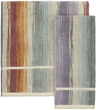 Missoni Set Of 2 Yosef Cotton Towels