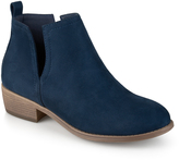 Blue Roxy Ankle Boot