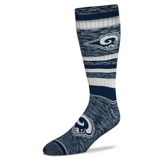 Women's For Bare Feet Los Angeles Rams Going to the Game Socks