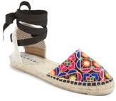Manebi Women's Rajasthan Espadrille Sandal