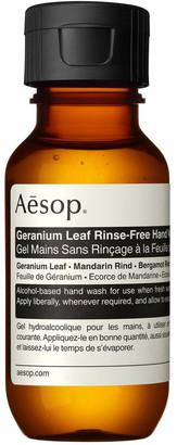 Aesop Geranium Leaf Rinse-Free Hand Wash