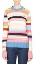 Kenzo Striped Knit Sweater