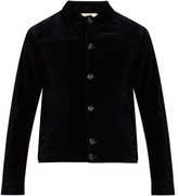 Oliver Spencer Buffalo Cotton-velvet Jacket