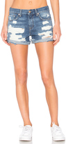 7 For All Mankind Cuffed Shorts