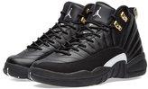 Jordan Nike Air 12 Retro BG GS Master /White/Metallic Gold 153265-013 US Size 4.5Y